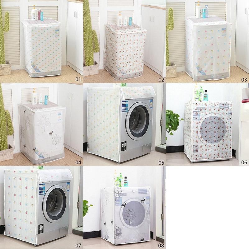 Защита прочный Стиральная машина с сушкой обложки модных Стиральная машина Пылезащитный чехол стиральная машина вятка автомат где