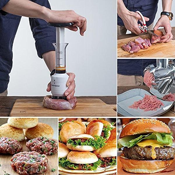 Шприц кулинарный для мяса