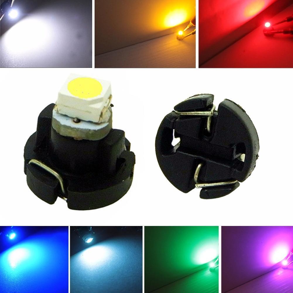 10шт индикатор лампа T3 LED 3528 SMD кластера датчики приборной панели автомобиля приборной панел... полироль для приборной панели atas plak amarena 400 мл