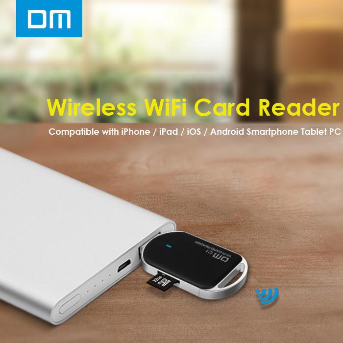 Беспроводной WiFi кард-ридер для смартфонов и планшетов аккумуляторы для ноутбуков и планшетов