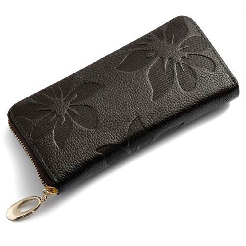 Женщины женщины сцепления кошельки кошельки ретро леди клатч портмоне
