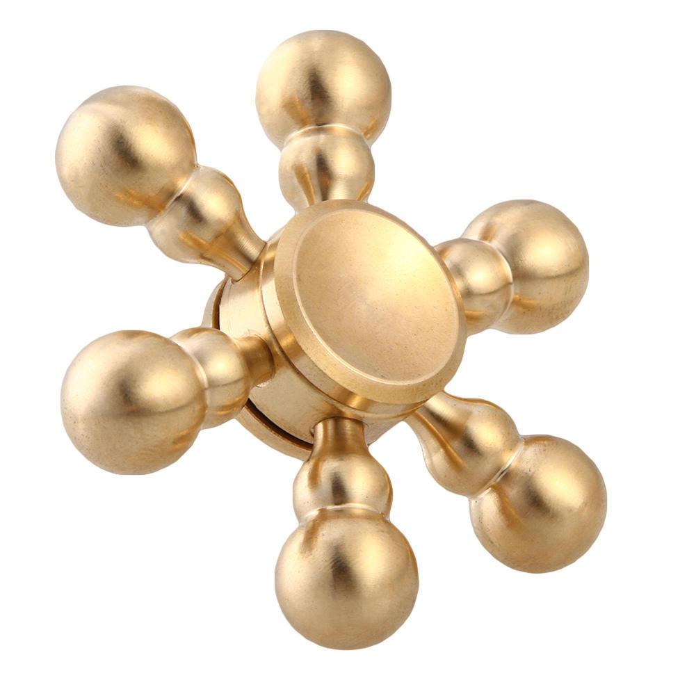 Тыква форму EDC стресс облегчить игру рукой Spinner непоседа игрушка поиск семена тыква марсельеза