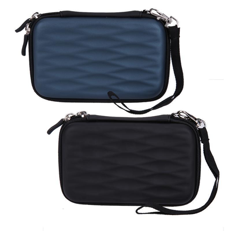 Жесткий Ева пу переноски чехол-сумка для 2,5-дюймовый портативный внешний жесткий диск внешний жесткий диск lacie stet2000400 porsche design 2tb серебристый stet2000400