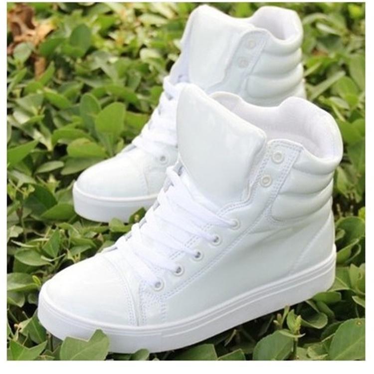 Новая весна обувь, высокий Топ Холст обувь любителей, повседневная обувь в пределах выше студента lourdes обувь в москве