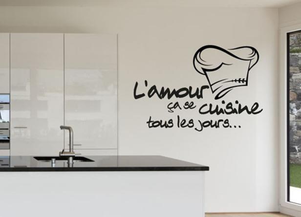 Декор стен кухни наклейки виниловые Термоаппликации Кухня Плитка шеф-повар декор для стен
