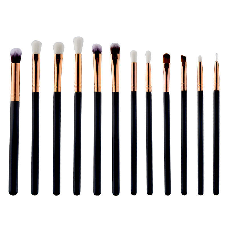 12 шт косметические кисти макияж кисти наборы Наборы инструменты наборы