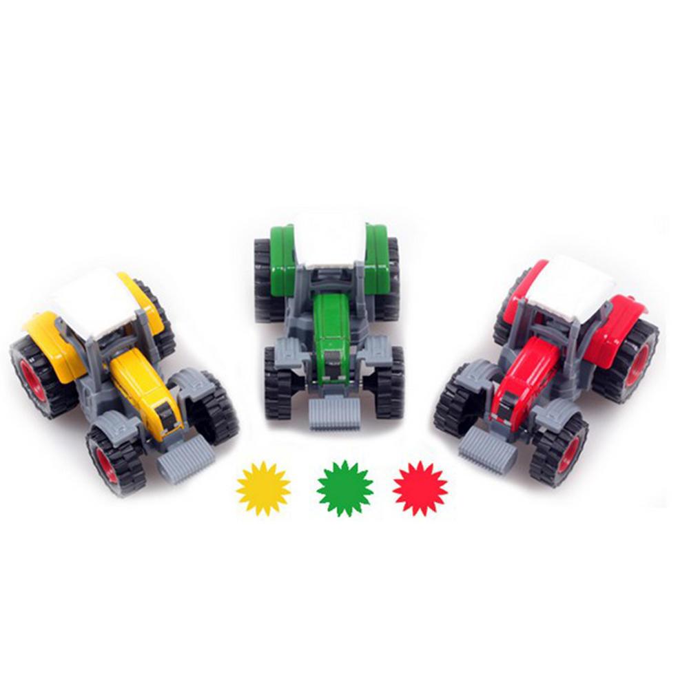 Модель игрушки сплава фермер автомобилей 1: 64 игрушка автомобиль подарок для детей тележка для транспортировки автомобилей сорокин 2т 9 64