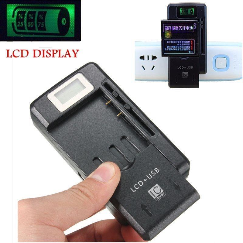 Мобильные универсальные батареи зарядное устройство ЖК индикатор для ячейки телефоны 1 USB-порт мобильные телефоны в стaврополе