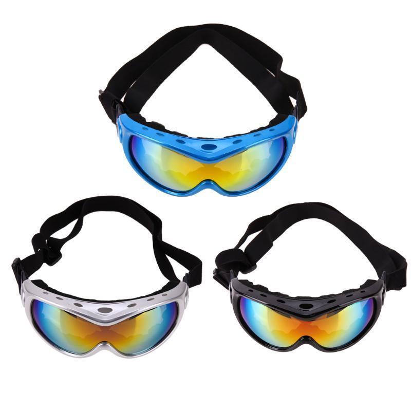 Большая собака ПЭТ очки очки ветрозащитный солнцезащитные очки солнцезащитные очки