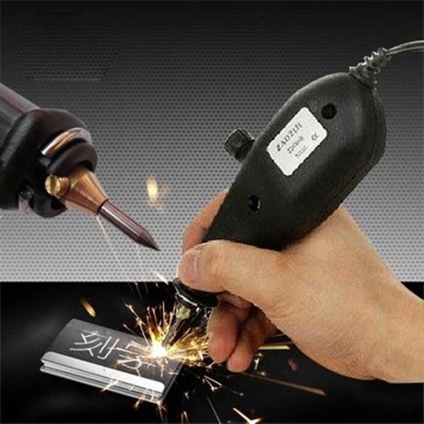 25Вт электроинструменты электрическая гравировка плоттере гравировка ремонт ювелирных изделий диз...