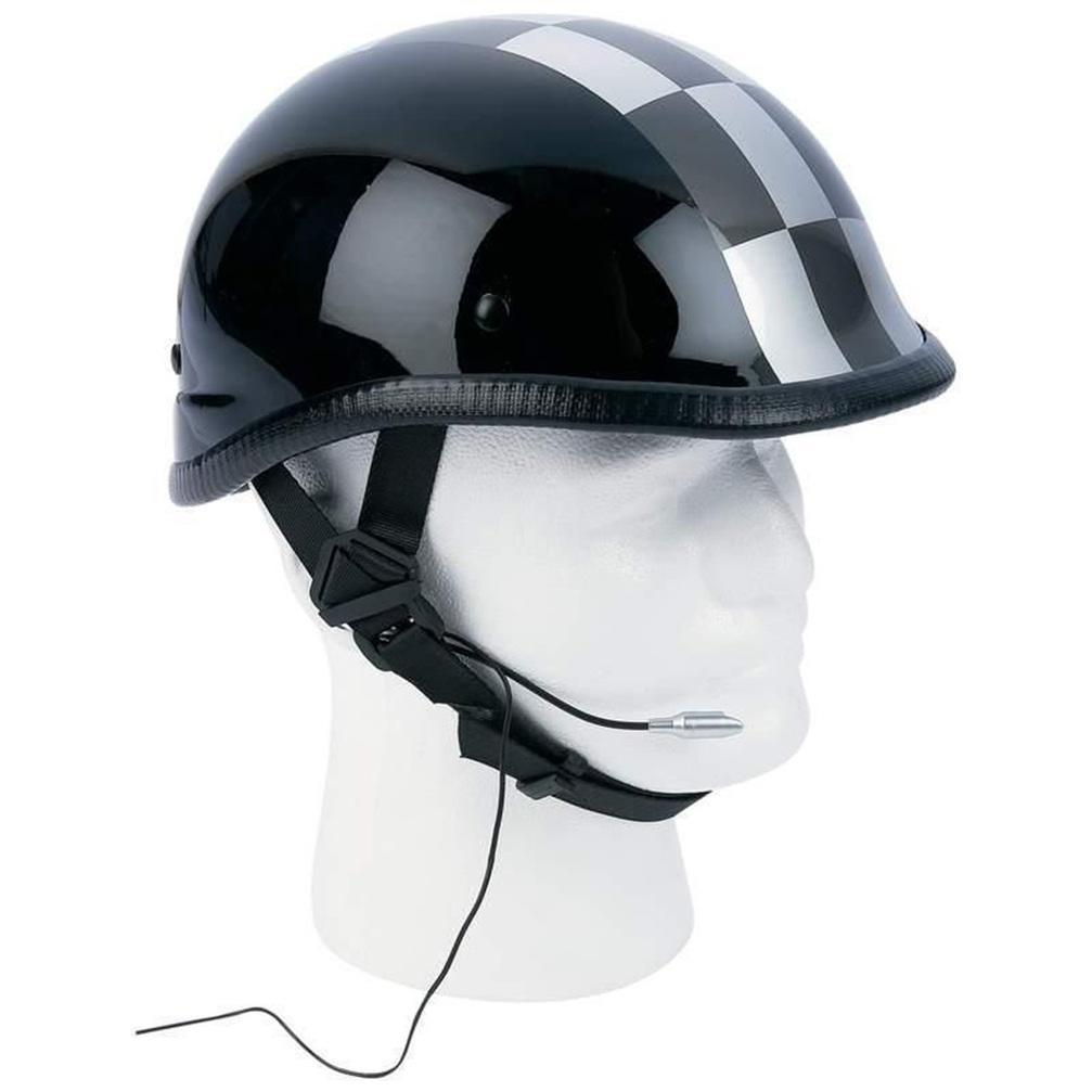 Коммуникатор для шлем мотоцикла домофон для Harley Davidson мотоциклетный шлем домофонных портативной рации коммуникации домофон наушники