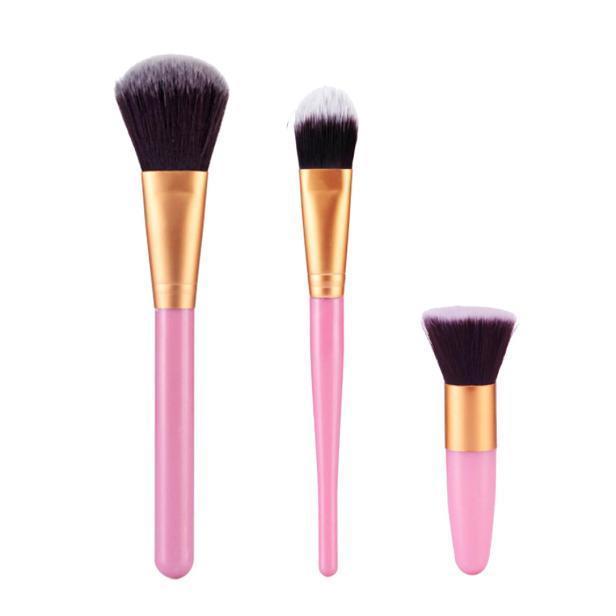 3pcs косметические кисти макияж кисти наборы Наборы инструментов наборы