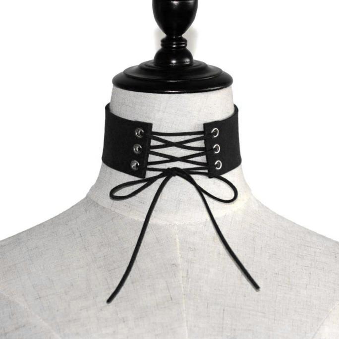 Мода готические ювелирные изделия ожерелье г-жа ожерелье ювелирные изделия