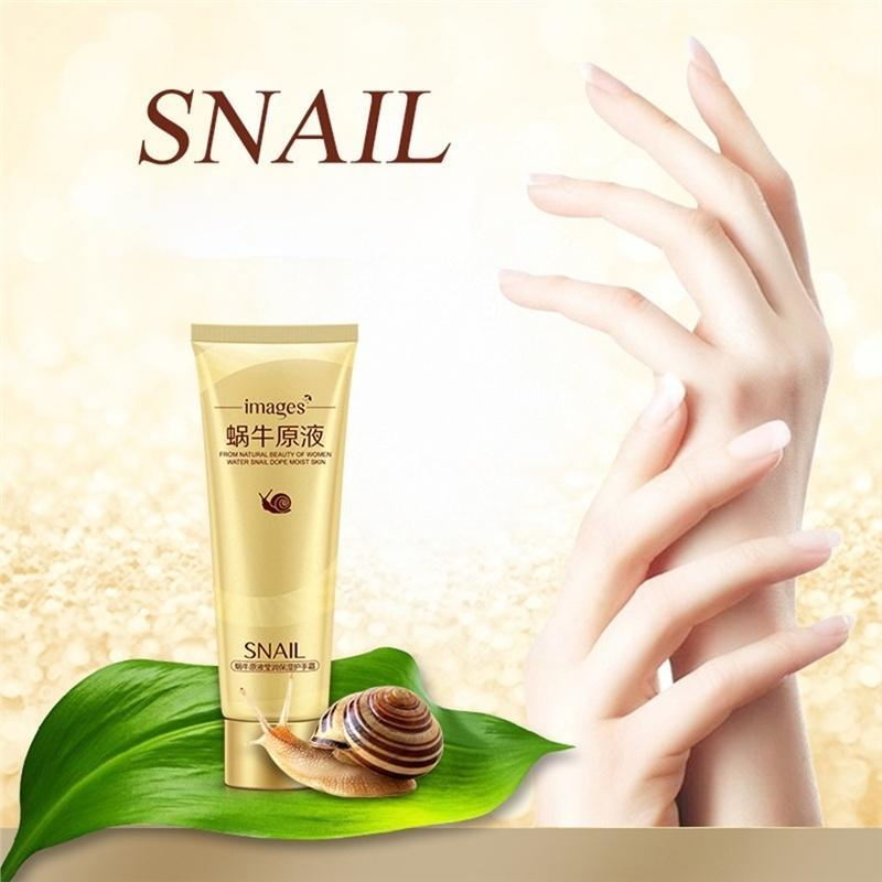 Профессиональные Snail увлажняющий крем для рук питательный крем для рук для ухода за кожей