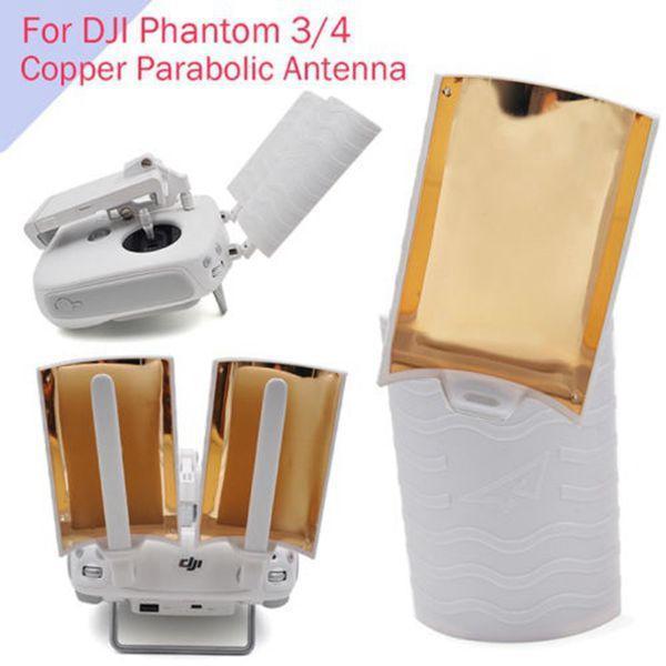 Для DJI Phantom 3 / 4 пульт меди параболические антенны усилитель сигнала параболические антенны для дома где в барнауле