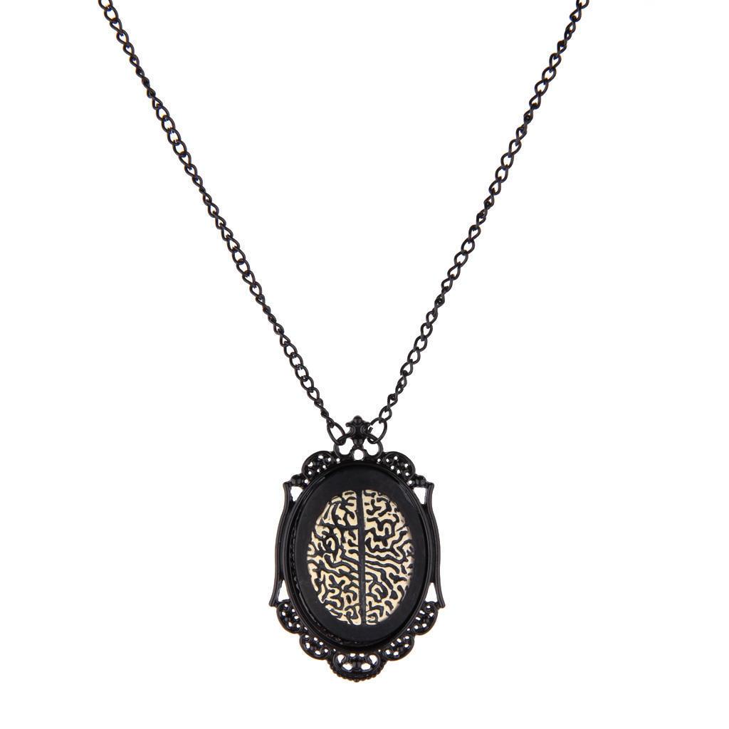 Унисекс стимпанк старинные фото рамка Кулон цепи ожерелье ювелирные изделия сплава