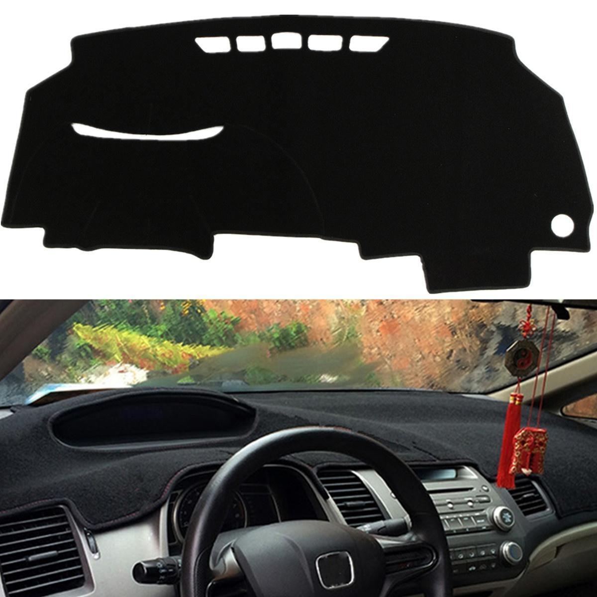 Автомобиль интерьер приборной панели тире мат DashMat Sun Cover площадку для Honda Civic 8 2006-2010 полироль для приборной панели atas plak amarena 400 мл