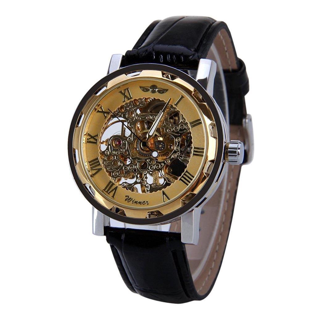 Наручные механические часы Winner Skeleton - Часы в