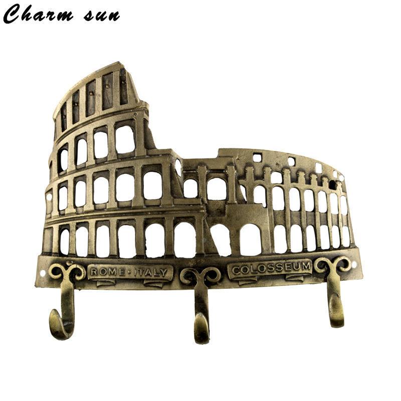 Крюки украшения металла Шарм крючки одежду романский Арена салатник арена 27см 1217733