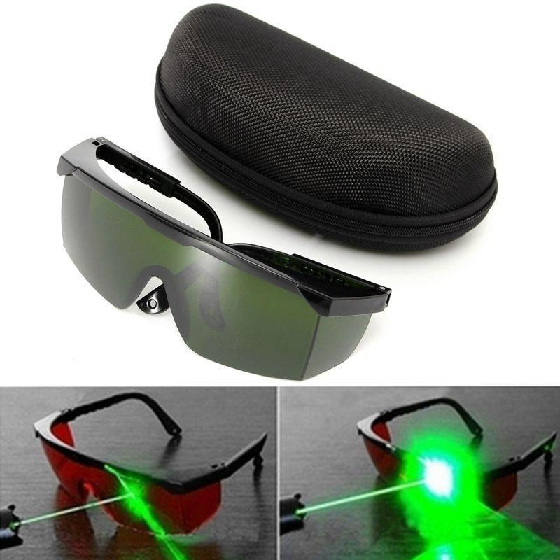 Защитные очки для 200-540nm фиолетовый/синий/зеленый лазерный защитные очки (цвет: темно-зеленый)... аксессуар очки защитные truper t 10813
