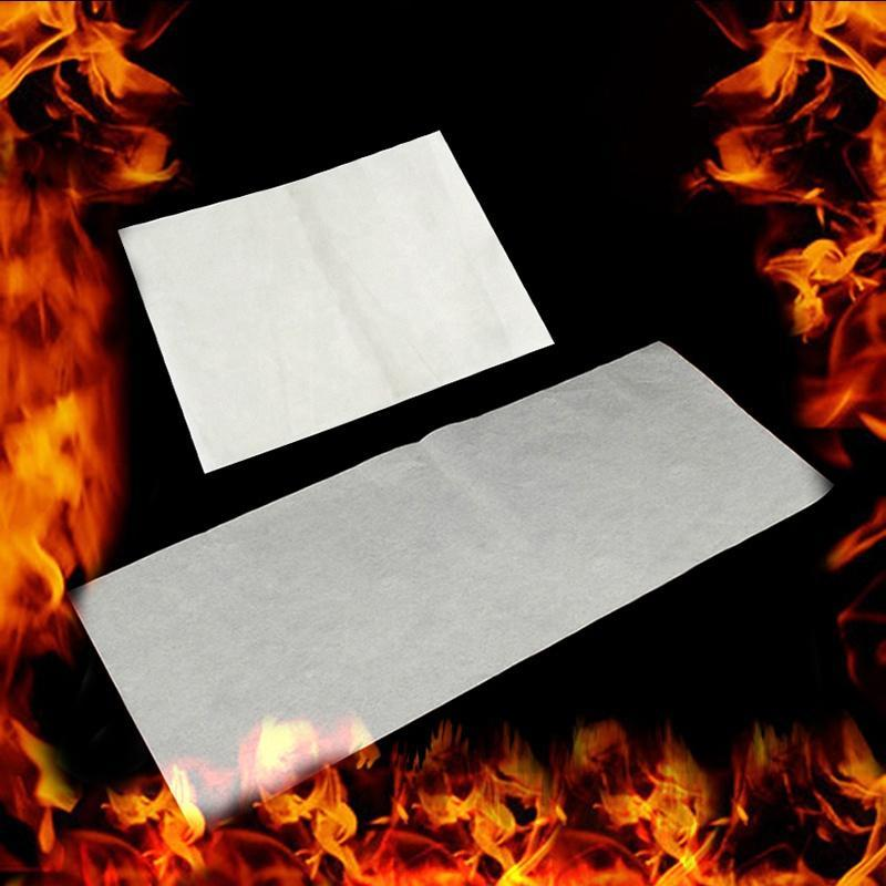magic flash paper Product features paper more strong ,fleeting, without a trace it enhance the magic.
