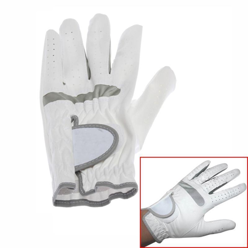 Белых женщин левую руку Гольф Перчатки Дамы левая перчатка среднего размера из микрофибры агхора 1 по левую руку бога 3 издание роберт свобода тв переплет