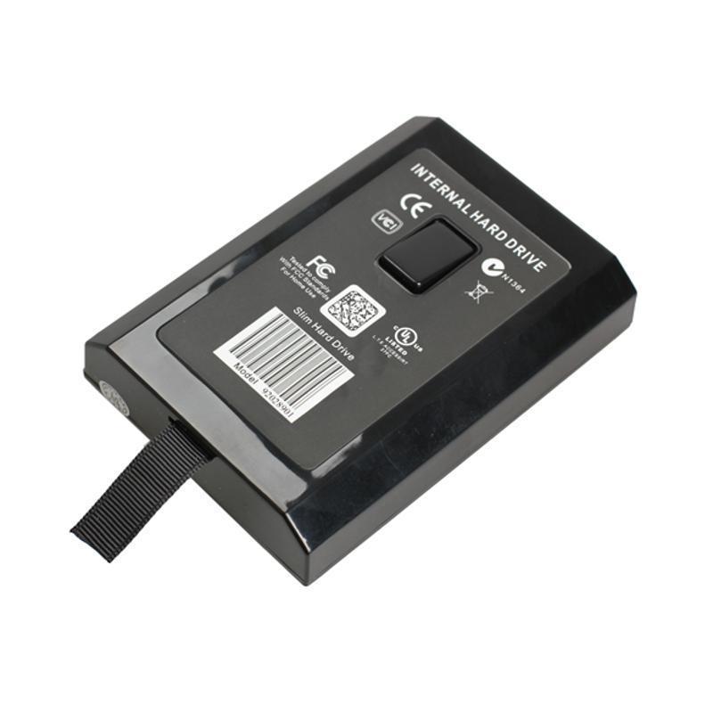 320GB HDD жесткий диск диск для Microsoft Xbox360 Slim внутреннего жесткого диска жесткий диск 250gb для xbox 360