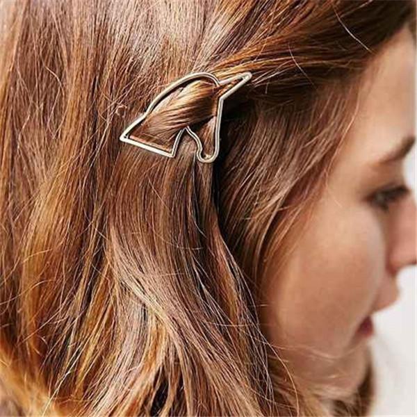 Заколка для волос из золота