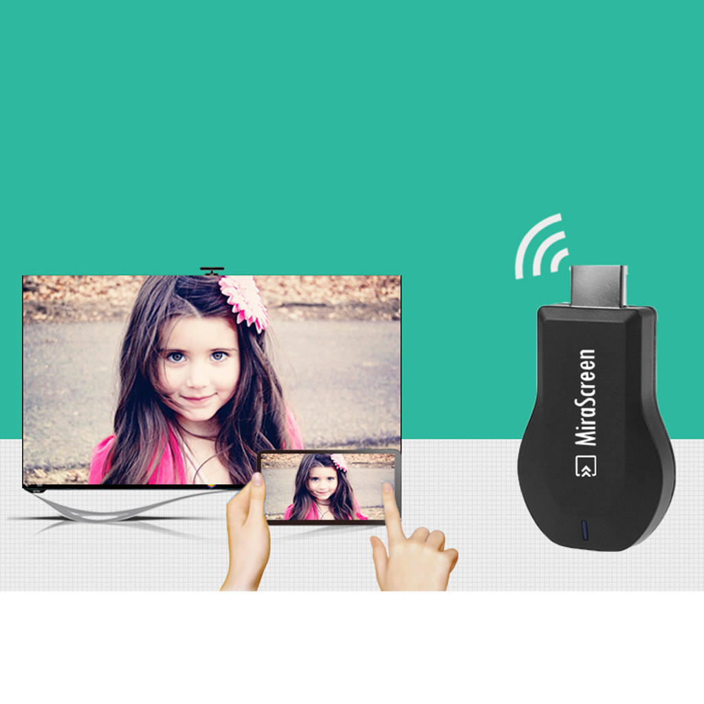 MIRASCREEN WiFi HDMI TV Dongle 1080P HD дисплей HDTV Miracast AirPlay DLNA приемник mele cast s3 tv stick wifi display adapter miracast airplay dlna support