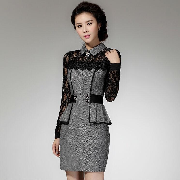 Женщины платье тонкий Платье вечернее S/M/L/XL/XXL/XXXL женское платье brand new v s m l xl xxl