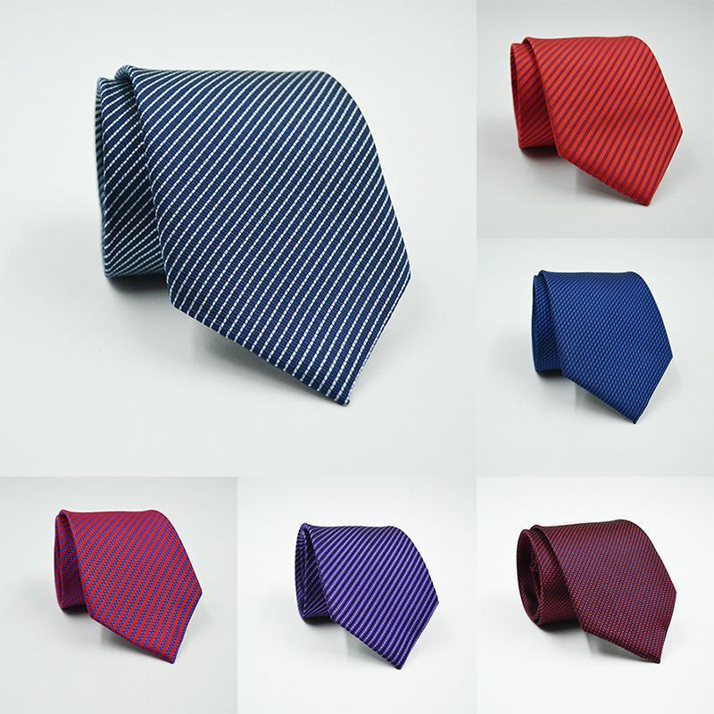 Моды бизнеса костюмы мужских галстуков галстук Популярные Мужские галстуки Шелковые жаккардовые г... галстуки