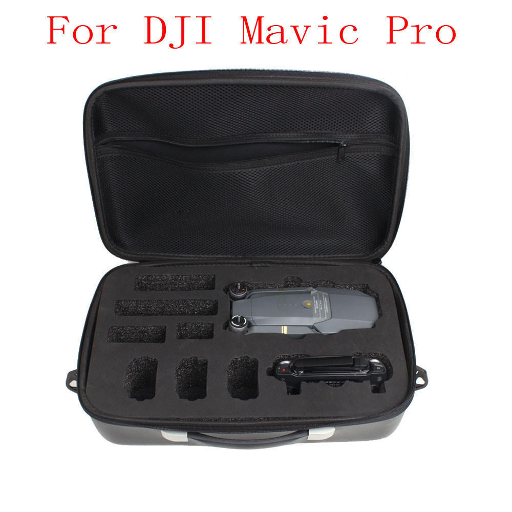 Для DJI Mavic Pro Drone жесткий Strorage портативный футляр для переноски путешествия сумка Box for dji mavic pro drone hard strorage portable carrying travel waterproof case bag box omeshin futural digital