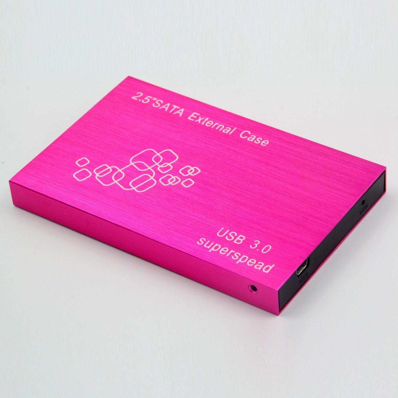 USB 3.0 SATA внешний жесткий диск Мобильные диска HD камеры случае коробка внешний жесткий диск lacie stet2000400 porsche design 2tb серебристый stet2000400