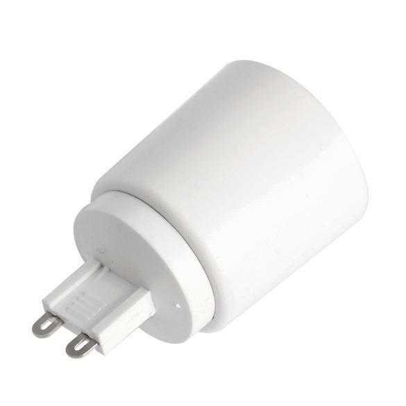 G9 Держателю E27 Socket базовый галогенные CFL лампа лампа адаптер конвертер