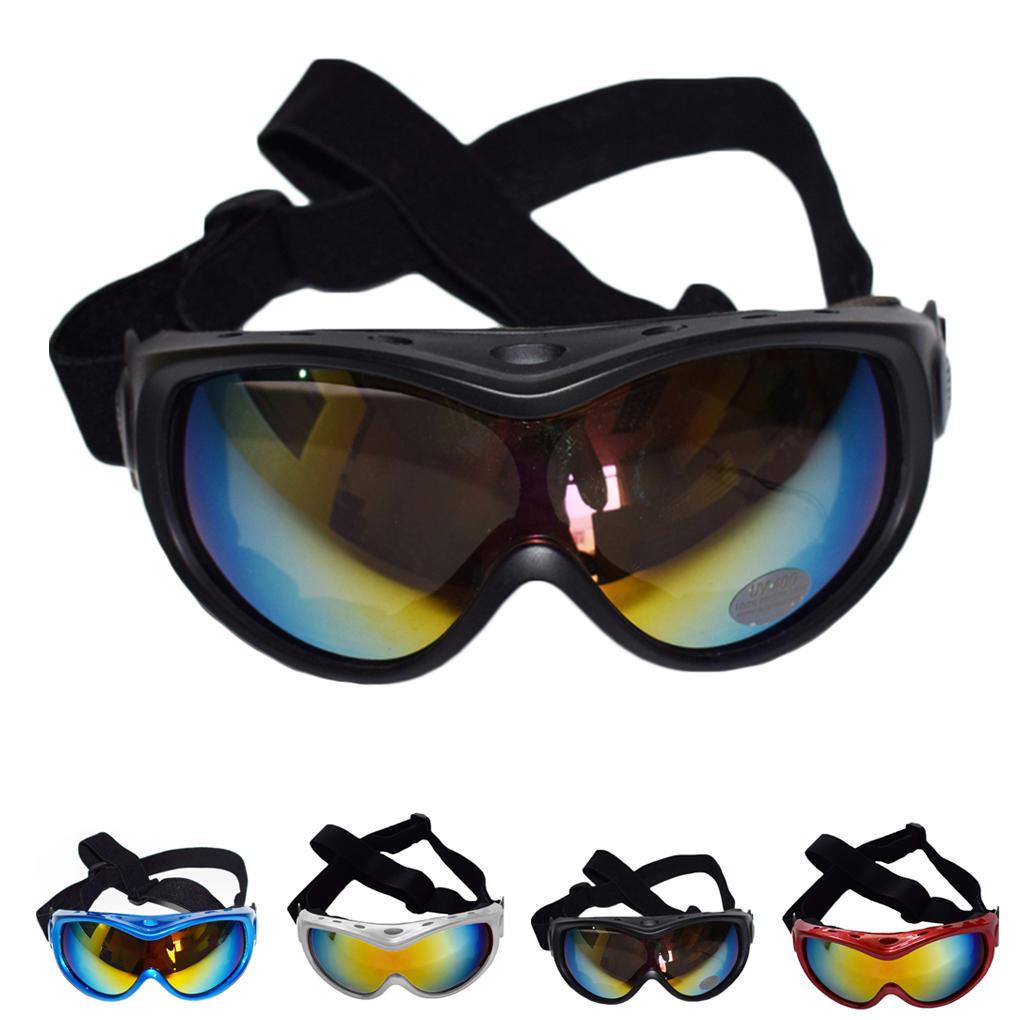 ПЭТ UV защитные очки износа защиты глаз с регулируемым ремешком для средних больших собак аксессуар очки защитные truper t 10813