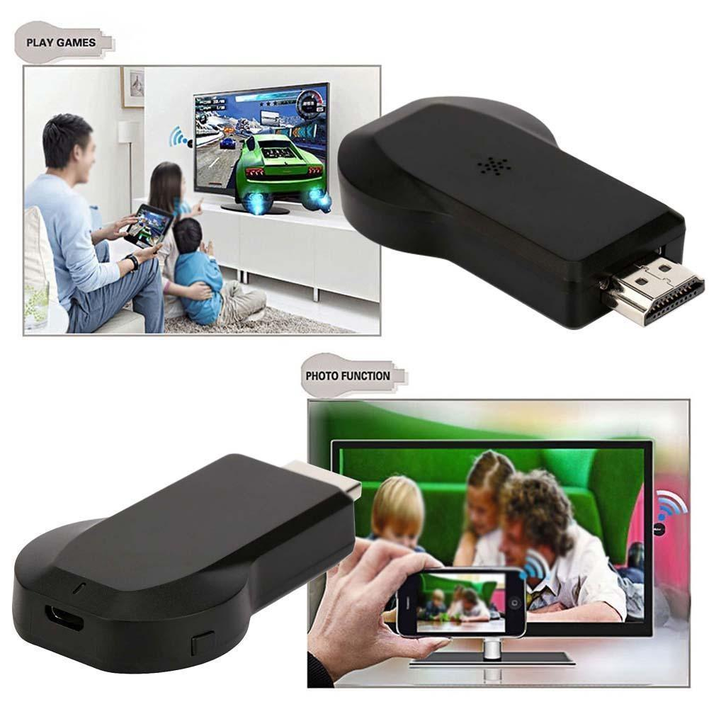 1080P MiraScreen WiFi дисплей приемника Dongle беспроводной Airplay DLNA Miracast USB TV hot 50pcs lot anycast m2 mirascreen dongle easycast hdmi wifi display receiver dlna airplay miracast airmirroring chromecast tv