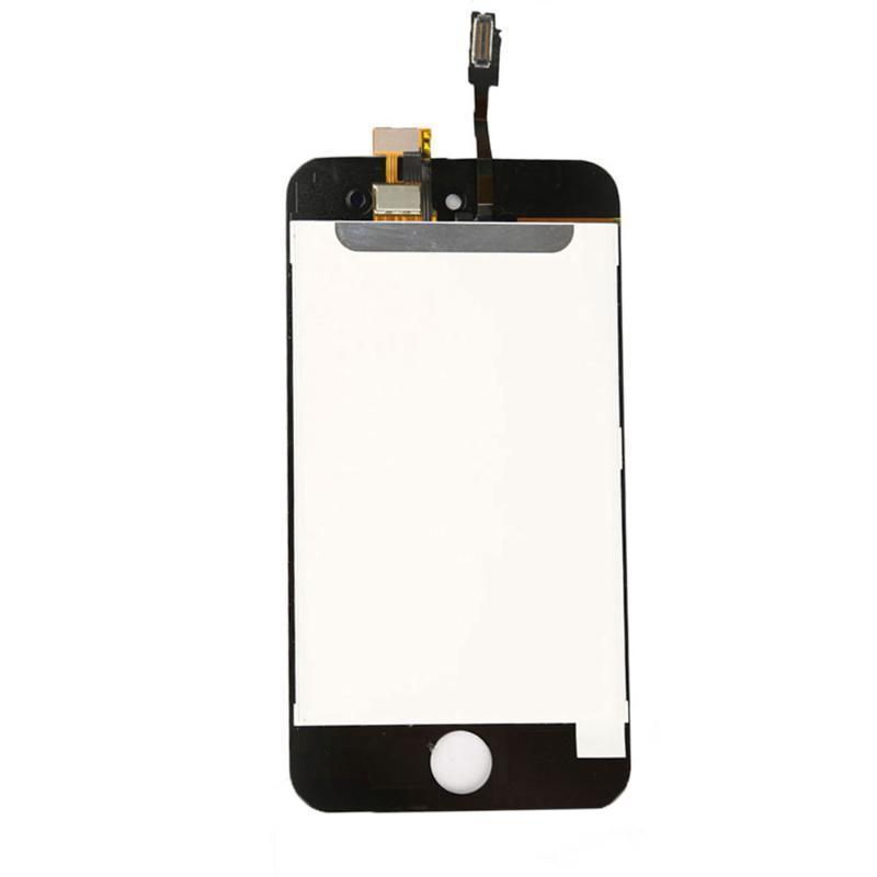 Для iPod Touch 4 ЖК экран дисплея Ассамблеи частей ремонт композитный кабель для ipod touch