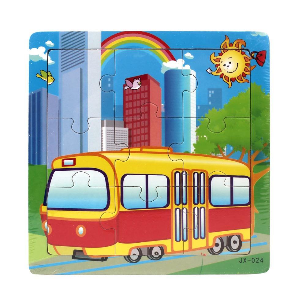 Деревянные детские головоломки игрушки для детей образования и обучения, головоломки игрушки игрушки для детей