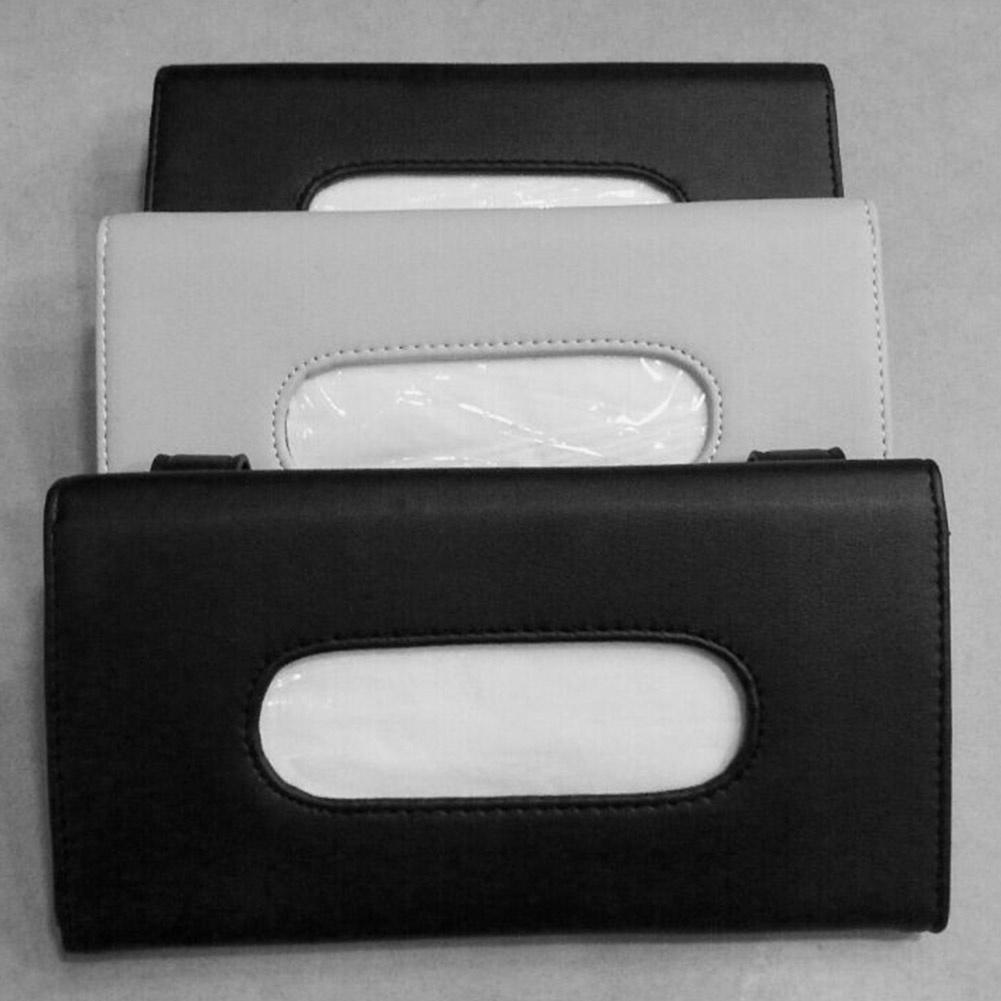 PU кожа автомобилей ткани поле Обложка салфетку держатель Диспенсер для бумажных полотенец держатель для бумажных полотенец zeller 27242