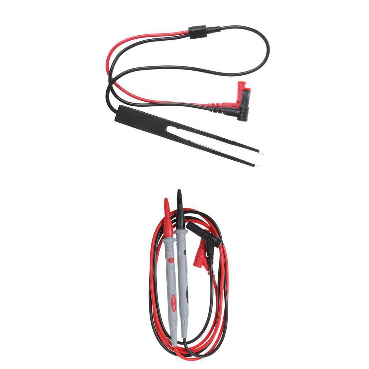 SMD LCR индуктора тест клип зонд цифровой мультиметр тест свинца зонд провод ручка зонд назогастральный купить в москве