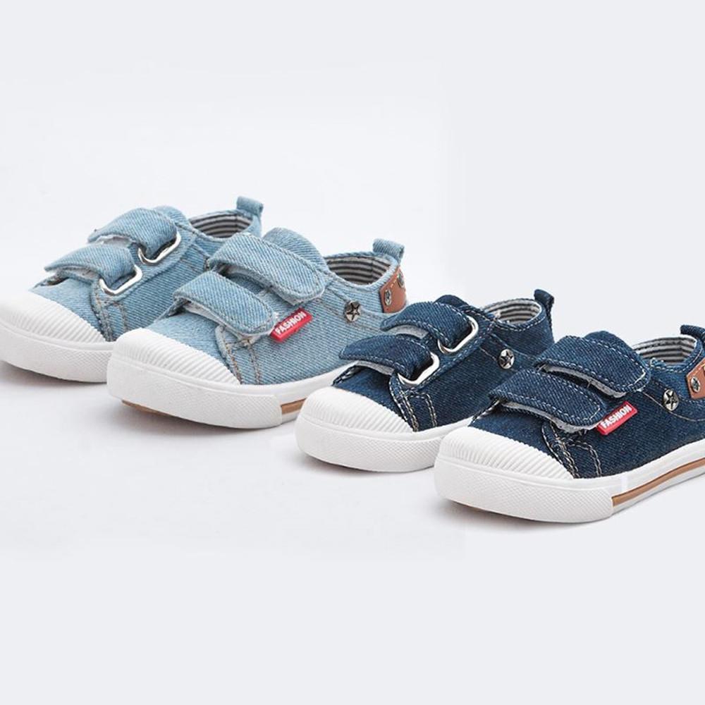 Baby Boy девушка младенца детей Холст обувь Весна осень обувь для малышей обувь для детей