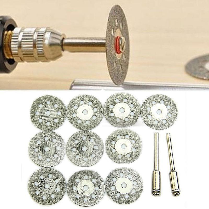 Роторный инструмент пильные диски режущие колесные диски оправки Dremel отсечки диски литые тайота каролла