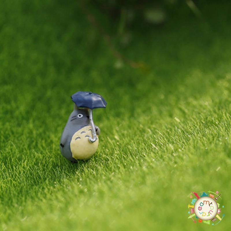 Новый пень на миниатюрный сад украшение DIY гриб ремесло горшок фея кукольный домик домик гриб