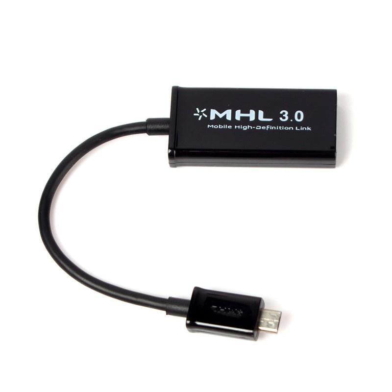 Новый MHL микро USB HDMI кабель адаптер HDTV для Samsung Galaxy S3 III i9300 i9305 чехол для для мобильных телефонов oem samsung s3 s iii i9300 i9305