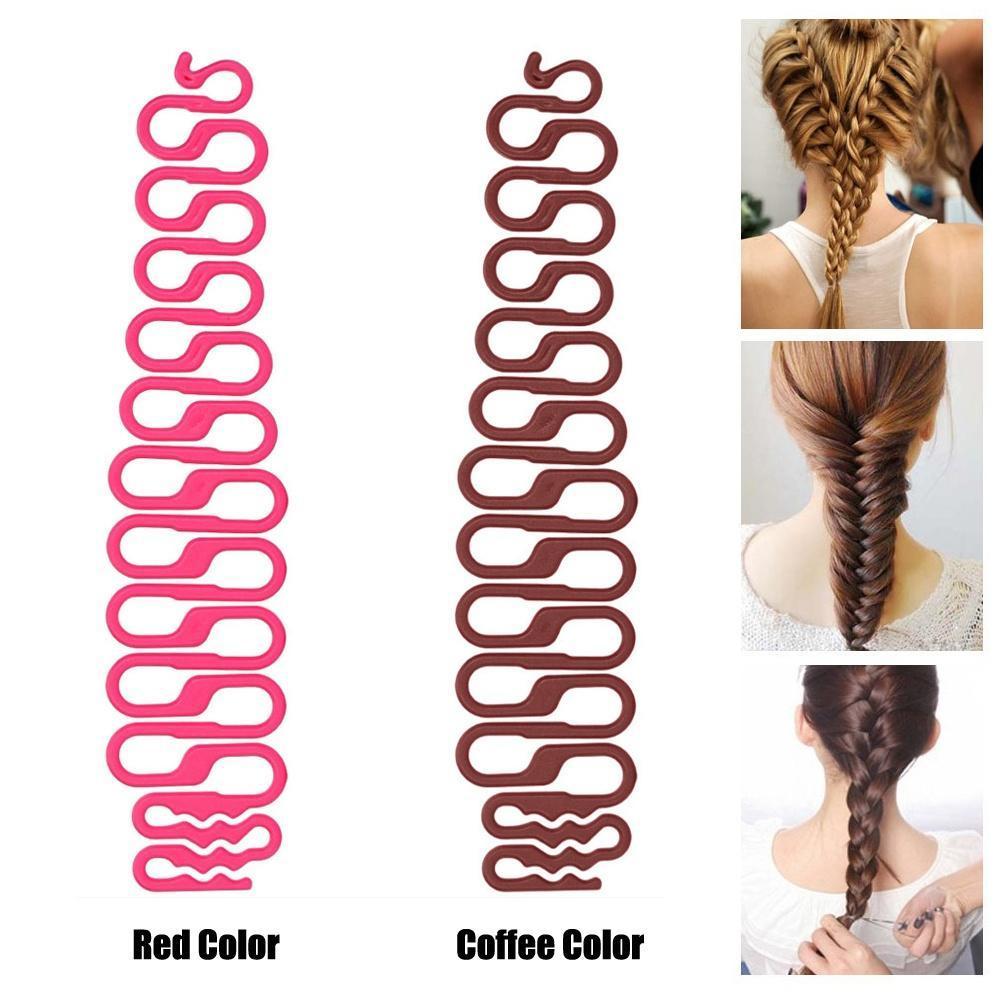 Сороконожка Fishbone волосы плетеные волнистые хвосты инструмент для женщин плетеные заборы для дачи купить