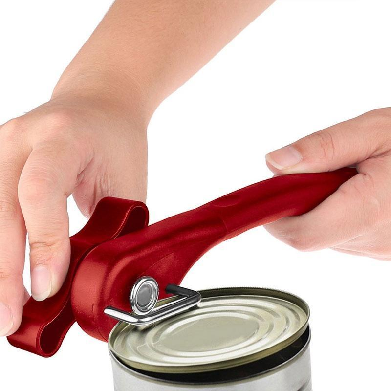 Strong консервный нож банок открывалка сторона открывания крышки консервный нож мультидом an54 52 an57 4