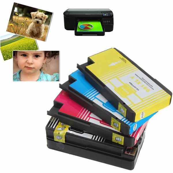 4 x принтер картридж с чип для HP 950XL 951XL Officejet Pro 8100 8630 4 color lot newest permanent arc chip for hp950 951 950xl 951xl for hp officejet pro 276dw 251dw 8100 8600 printer
