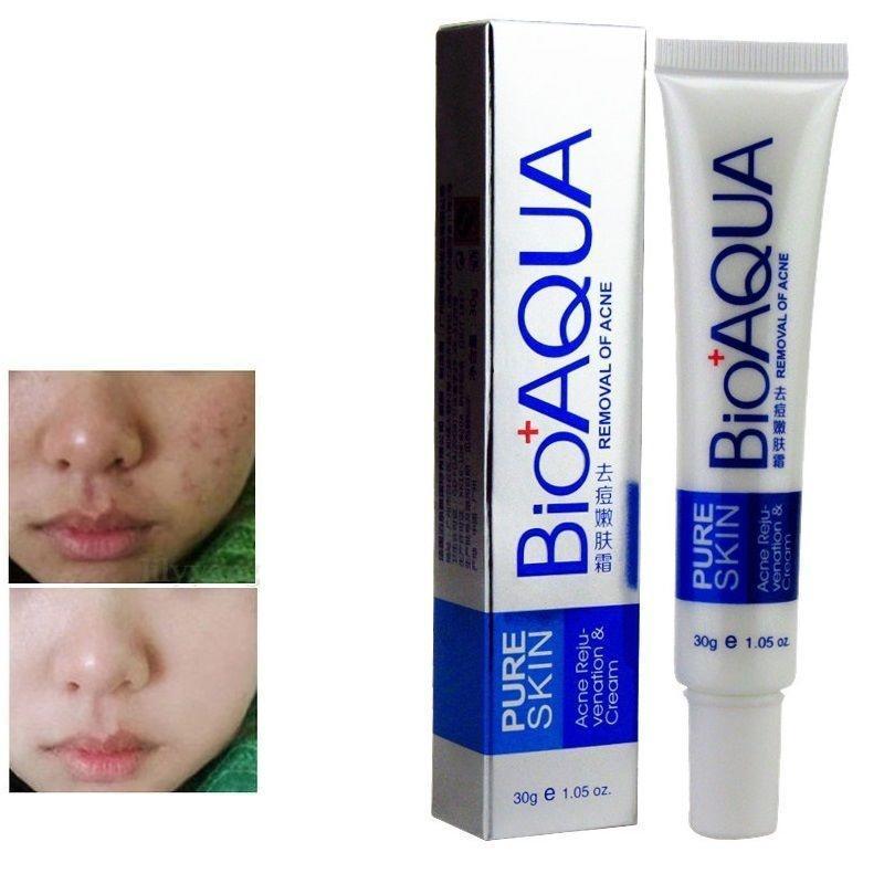 Крем для удаления шрамов на лице