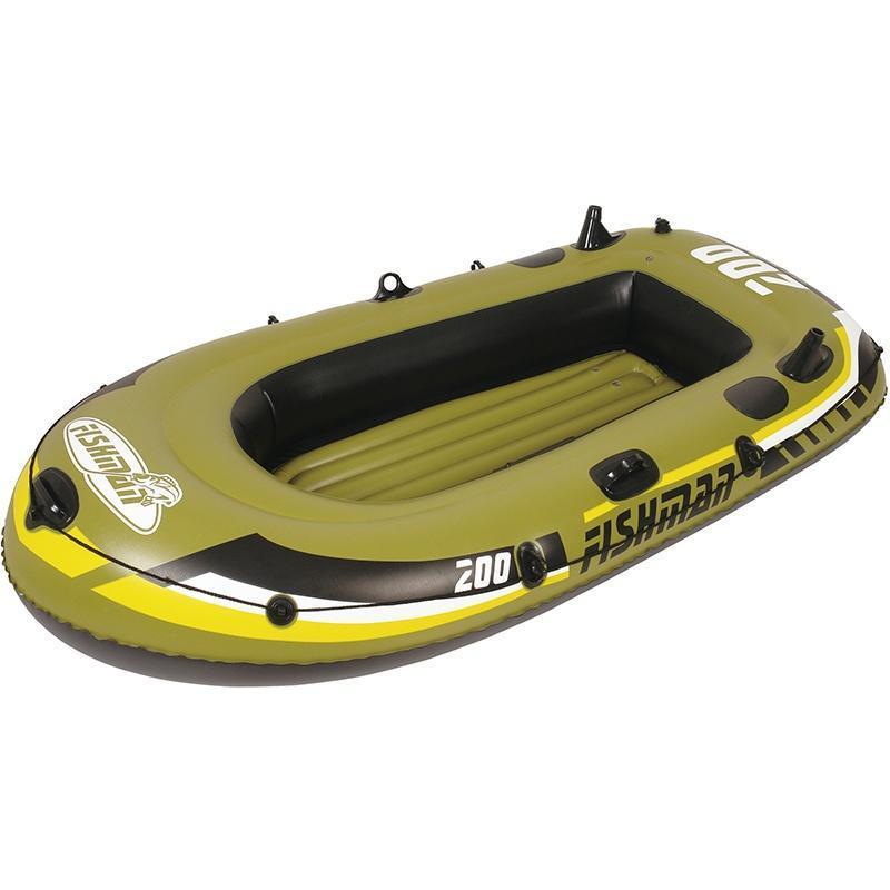 1 шт открытый моды дрейфующих надувная лодка рыбалка утолщенной Лодка резиновая лодка для 2 человек лодка