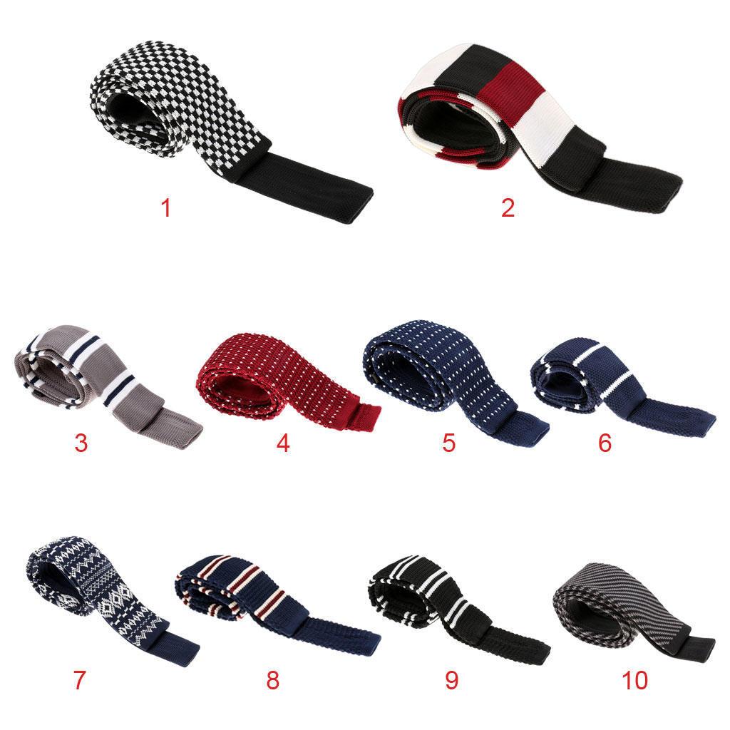 Мужская мода красочные бабочку вязать Вязаные галстуки галстук узкие тонкий тощий тканые Cravate ... галстуки